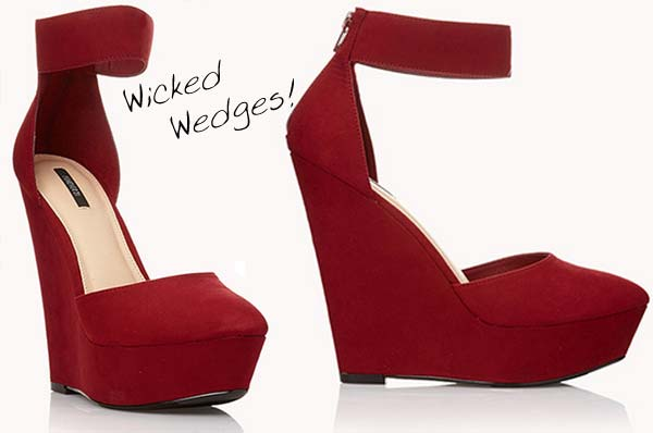 Wicked Wedges