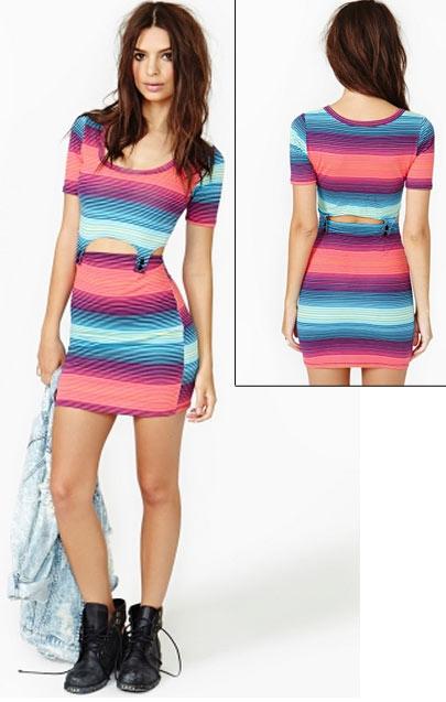 Sexy Cutout Dress