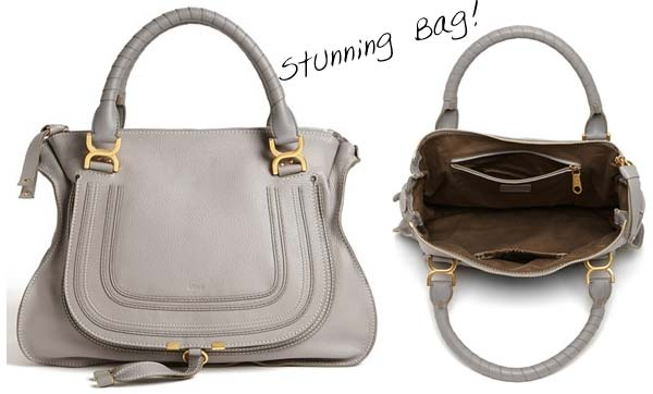 stunning bag